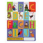 """Тетрадь для записи английский слов в начальной школе """"Веселые буквы"""", 24 листа"""