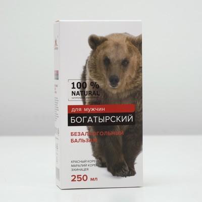 "Бальзам ""Богатырский""  250 г"