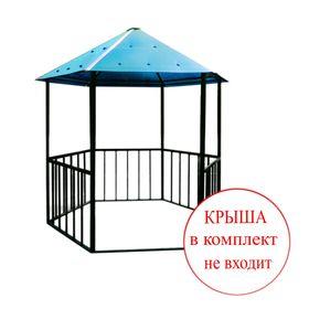"Беседка разборная ""Семейная"" 2,5х2,5 под СПК"