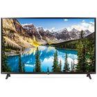 """Телевизор LG 43UJ630V, LED, 43"""", черный"""