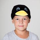 Карнавальная шапка «Пингвин», велюр, хлопок, р-р 52-57