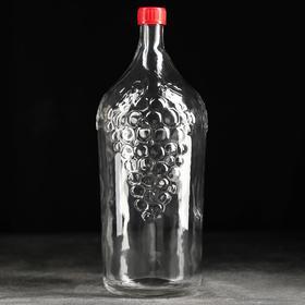 Бутылка 2 л «Винная. Виноград»