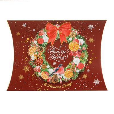 Складная коробка «Сказочный подарок!», 26 × 19 × 4 см