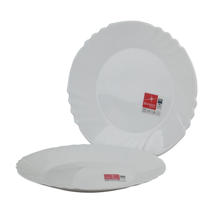 Тарелка десертная Bormioli Rocco Ebro, диаметр 20 см