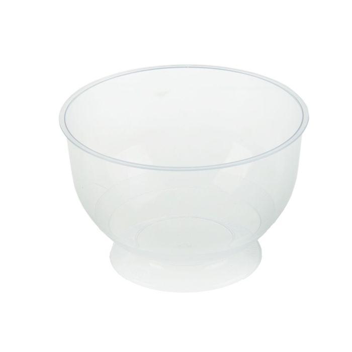 Креманка без крышки прозрачная, 200 мл