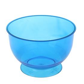 Креманка без крышки голубая, 200 мл