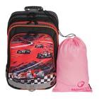 Рюкзак школьный эргономичная спинка Bagmaster S1A 0115B 40*31*20 + ПОДАРОК: мешок для обуви