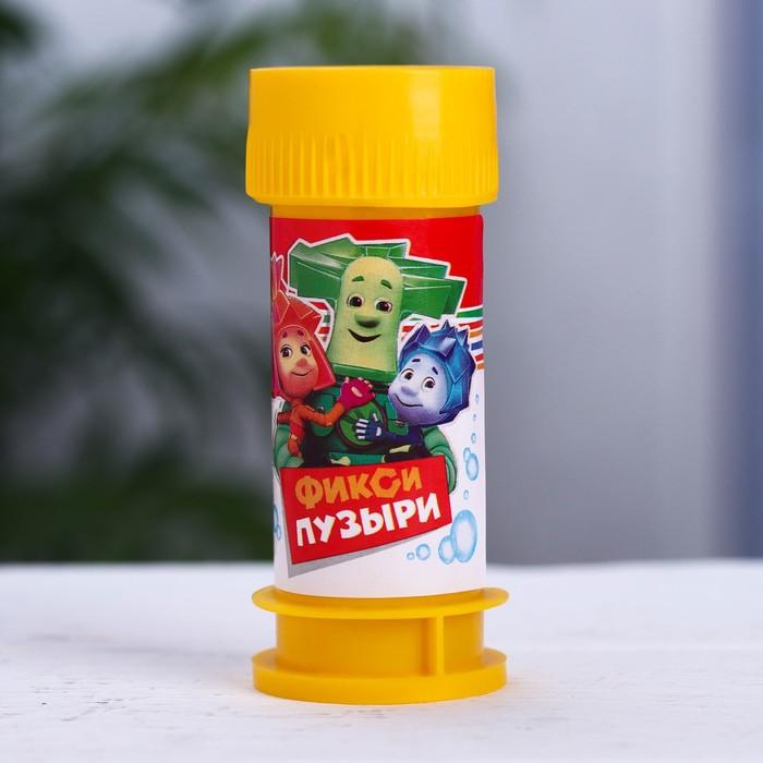 """Мыльные пузыри ФИКСИКИ """"Семья"""", 35 мл"""