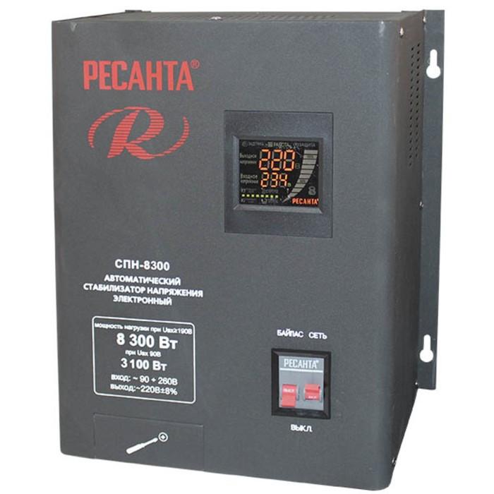 Стабилизатор Ресанта СПН 8300