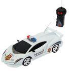 """Crazy Cars Машина радиоуправляемая """"Спорткар"""", работает от батареек, в пакете"""