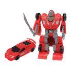 "Robot transformer ""Sportbild"" package"