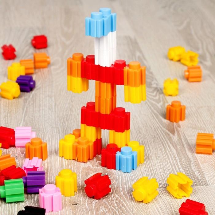 Напольная мозаика «Весёлая стройка», 700 элементов