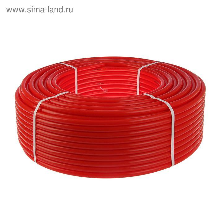Труба из полиэтилена TAEN PE-RT, 20 x 2 мм, бухта 200 м, для теплого пола