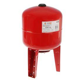 Бак расширительный TAEN, для систем отопления, вертикальный, 35 л