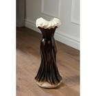 """Ваза напольная """"Платье"""", цветы, 45 см, микс, керамика - фото 1703448"""