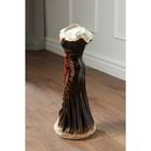 """Ваза напольная """"Платье"""", цветы, 45 см, микс, керамика - фото 1703449"""