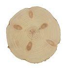 Спил сосны, шлифованный с одной стороны, диаметр 25-30 см, толщина 2-3 см