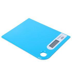 Весы кухонные электронные FIRST 6401-1-BL, до 5 кг, голубые Ош