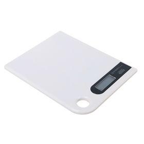 Весы кухонные электронные FIRST 6401-1-WI, до 5 кг, белые Ош