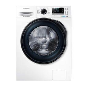 Стиральная машина Samsung WW90J6410CW, класс A+++, 1400 об/мин, 9 кг, белая