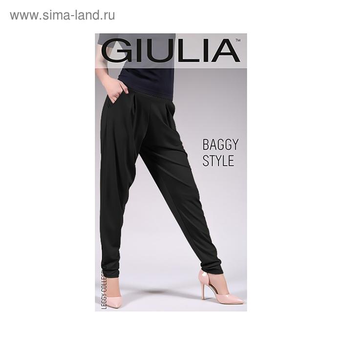 Леггинсы женские BAGGY STYLE 01, цвет black, размер S