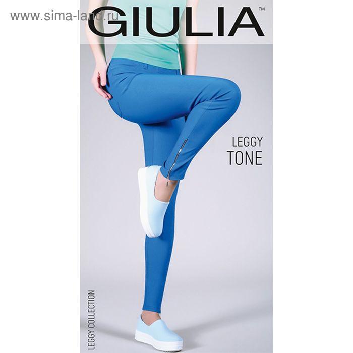 Леггинсы женские LEGGY TONE 04, цвет black espresso, размер L