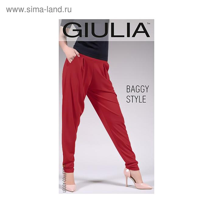 Леггинсы женские BAGGY STYLE 01, цвет extra red gul, размер M