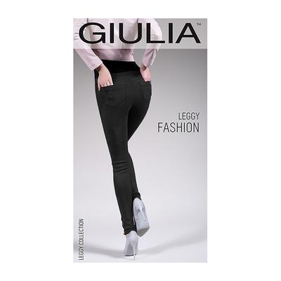 Леггинсы женские LEGGY FASHION 01, цвет black, размер XS