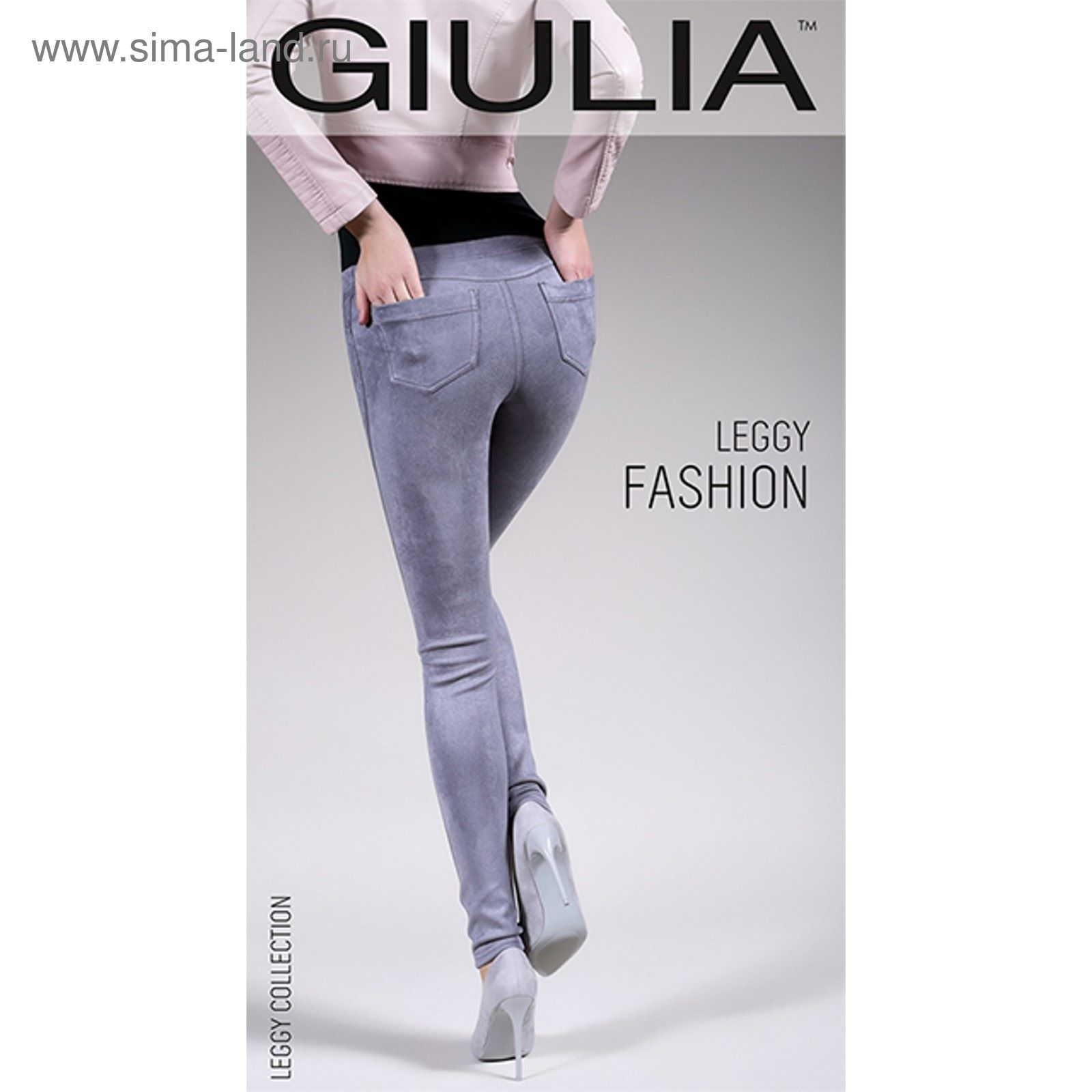 Леггинсы женские LEGGY FASHION 01, цвет foxy gul, размер S (618694 ... 33360878fee
