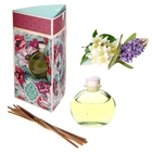 "Подарочный набор ""Весенний аромат"": масло 80 мл, диффузор, палочки 10 шт, аромат жасмин и гиацинт"
