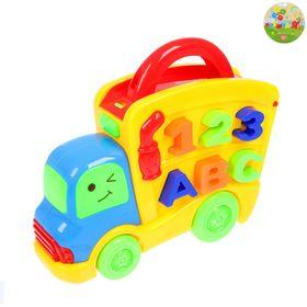 Развивающая игрушка  'Машинка' Ош