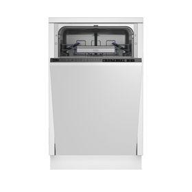 Посудомоечная машина Beko DIS39020, класс А++, 2100Вт, узкая