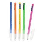 Ручка шариковая Caramel Ultra Soft, игольчатый пишущий узел 0.7 мм, чернила синие, в дисплее, микс