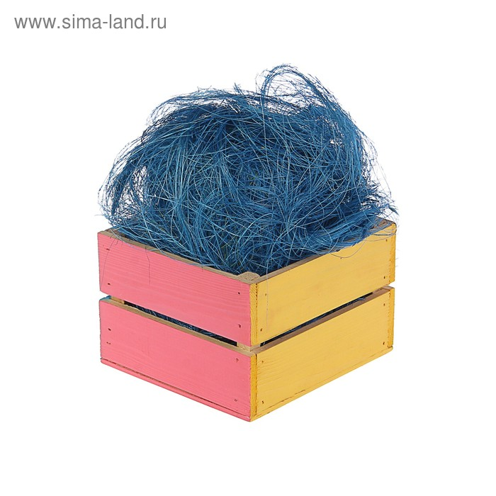 Наполнитель декоративный, синий микс, 100 г