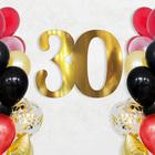 """Цифра для украшения праздника """"30"""""""
