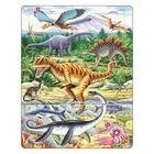"""Пазл """"Динозавры"""", 35 деталей (FH16)"""