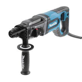 Перфоратор Makita HR 2475, SDS-Plus ,780Вт, 2.7Дж, 3-реж. D-образная ручка вес 3кг