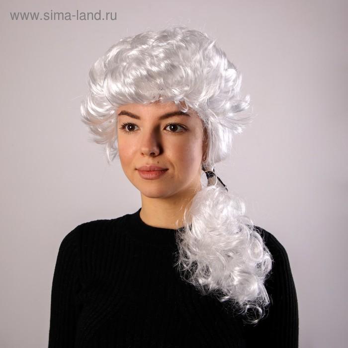 """Карнавальный парик """"Граф"""", 110 г"""