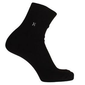 """Носки мужские """"Экономь и Я"""", размер 42 (27 см), цвет чёрный"""