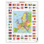 Пазл «Карты/флаги», 70 деталей (KL1)