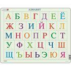 "Пазл ""Алфавит"", 26 деталей (LS13)"
