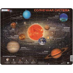 Пазл «Солнечная система», 70 деталей (SS1)