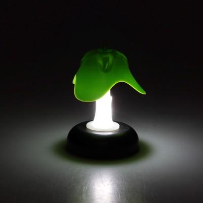 УЦЕНКА Светильник световой «Гринпис», мини, цвета МИКС