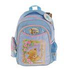 Рюкзак школьный Kite Popcorn Bear 511 PO, 38 х 29 х 13 см, голубой
