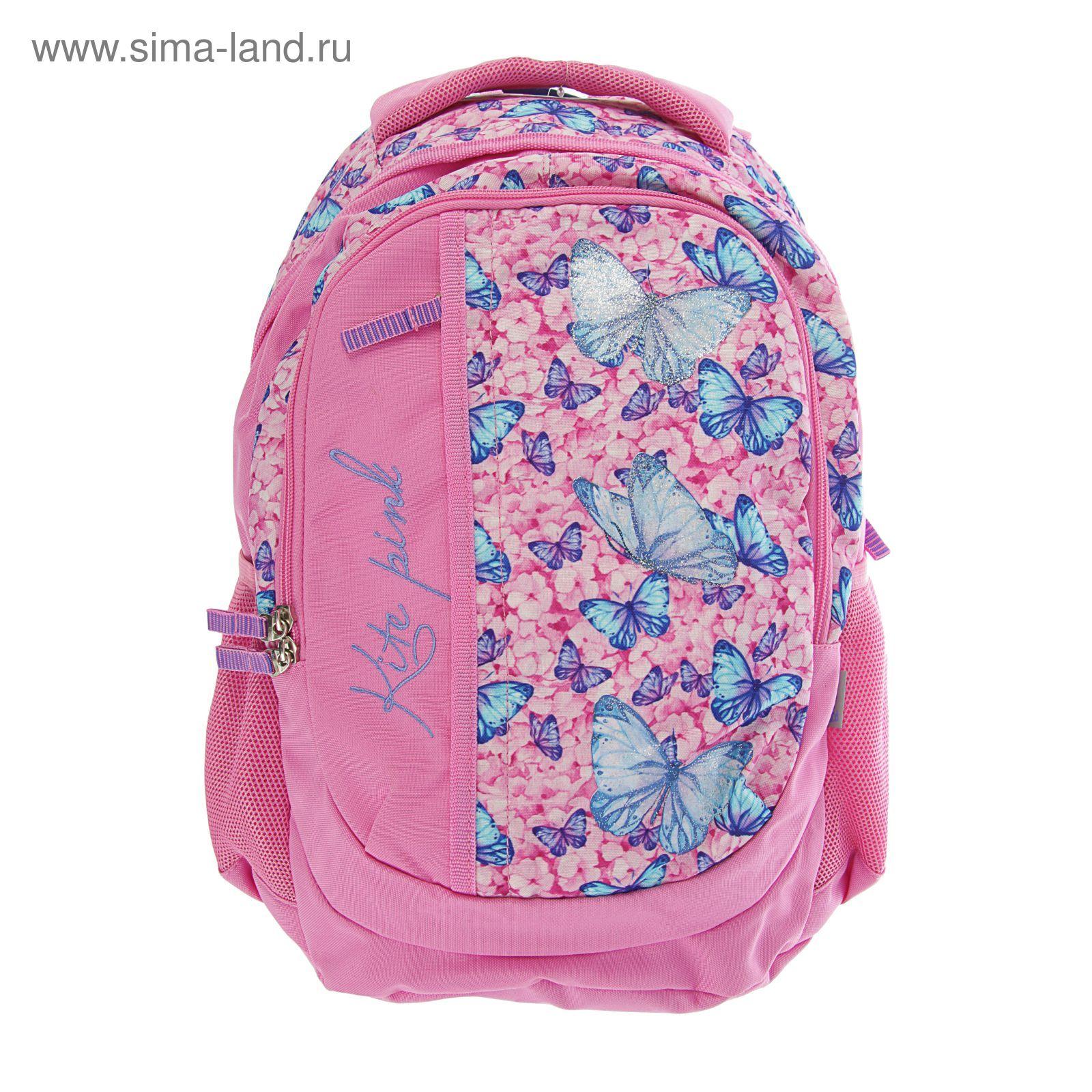 3321d39b0740 Рюкзак школьный эргономичная спинка Kite 855 Junior-2, 40 х 30 х 18 ...