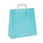 "Пакет крафт ""Голубой"", 32 х 12 х 32 см"