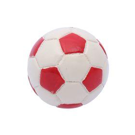 Наконечник на карниз d=2,8 см 'Мячик, цвет красный Ош