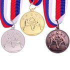 """Medal theme 120 """"wrestling"""""""