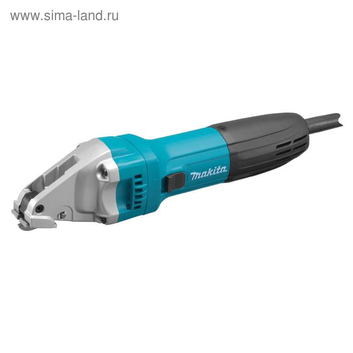 Ножницы Makita JS 1601 , 380 Вт ,4500 об/мин сталь рез 1,6 мм, шлицевые
