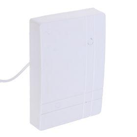 Звонок 'Чистон-12', электрический, проводной, с кнопкой Ош